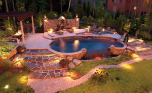 Outdoor lighting cabral irrigationcabral irrigation cabral irrigation inc offers landscape lighting our designers are familiar with the plantings used in landscape design they know the mature size shape aloadofball Images